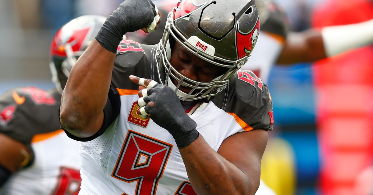 Colts Should Kick the Tires on Ex-Bucs DT Gerald McCoy
