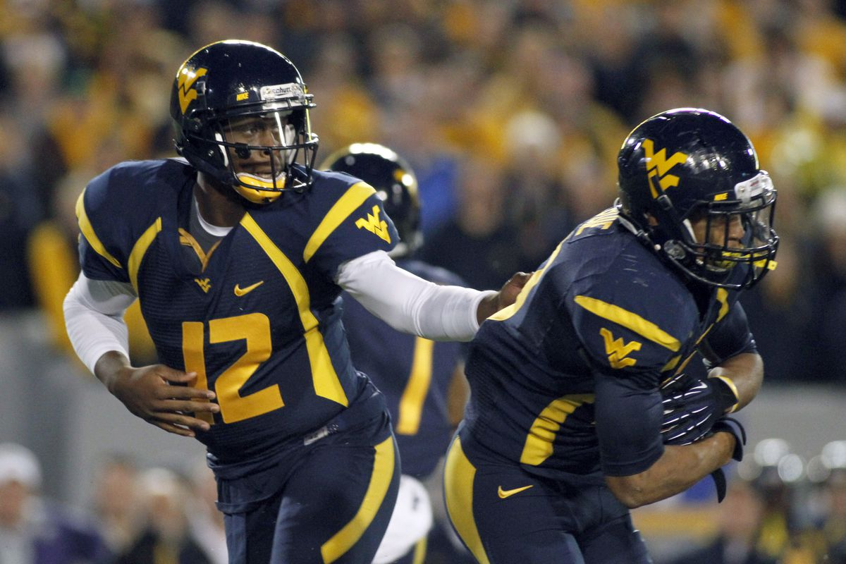 NCAA Football rankings 2012: West Virginia ranked No. 25 ...