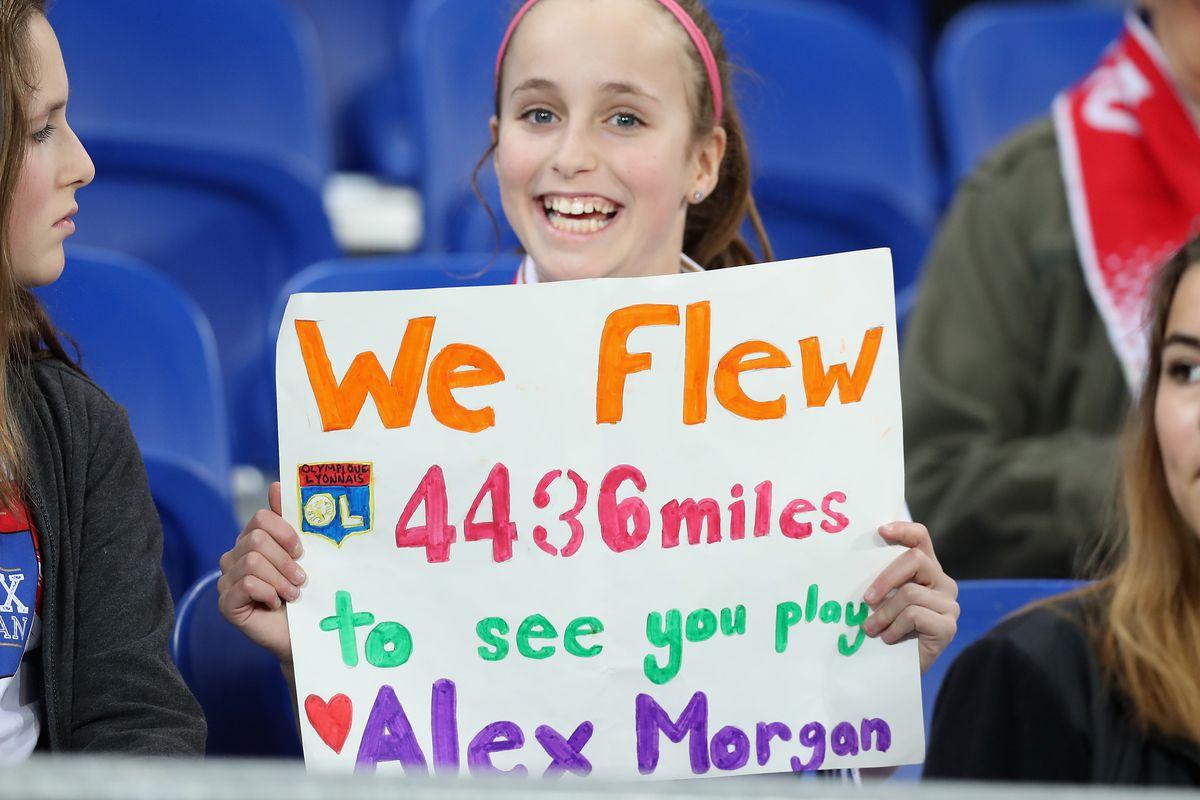 37286de5cb3 Orlando Pride finally break into playoff spots with Alex Morgan at the top  of her game