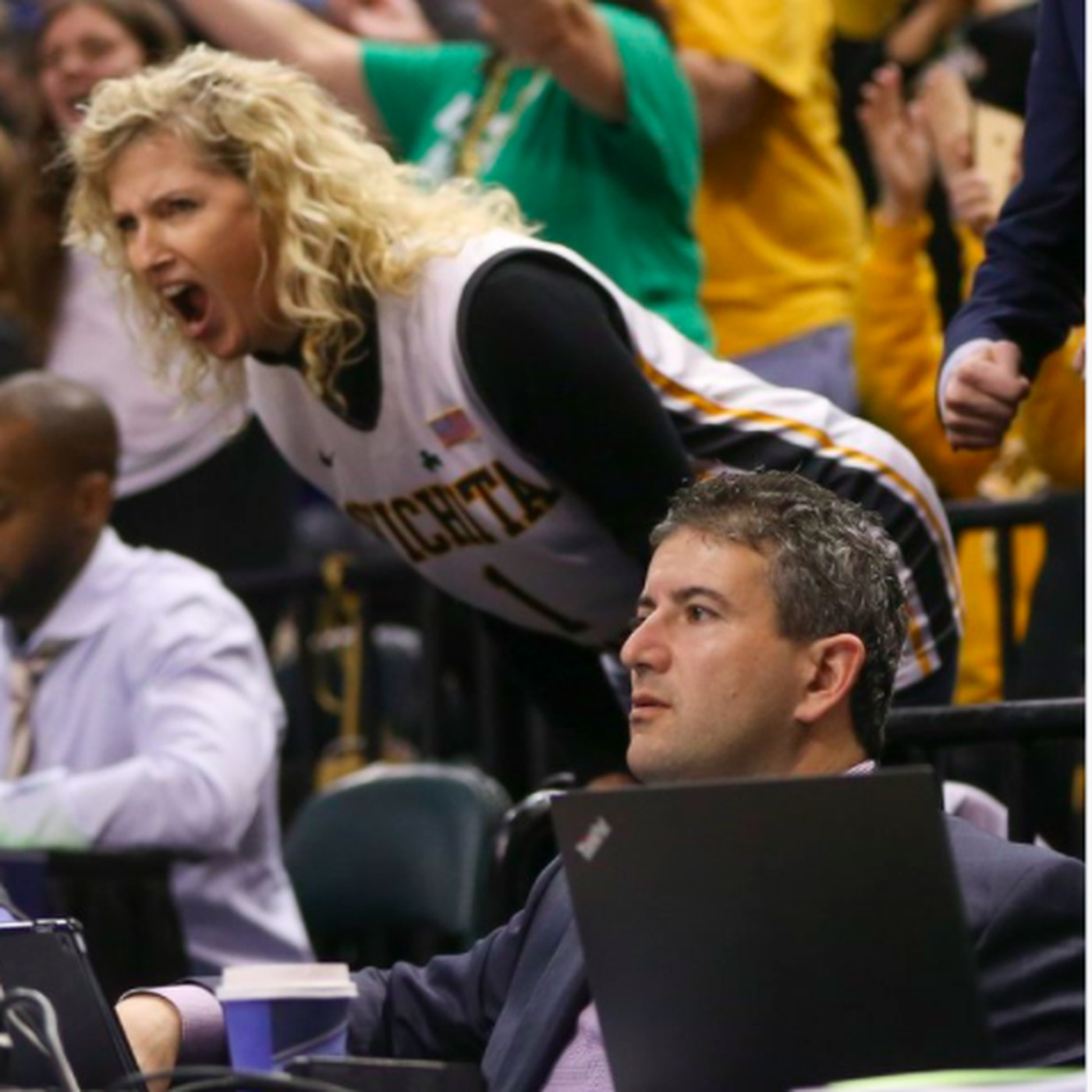 Image result for gregg marshall's wife