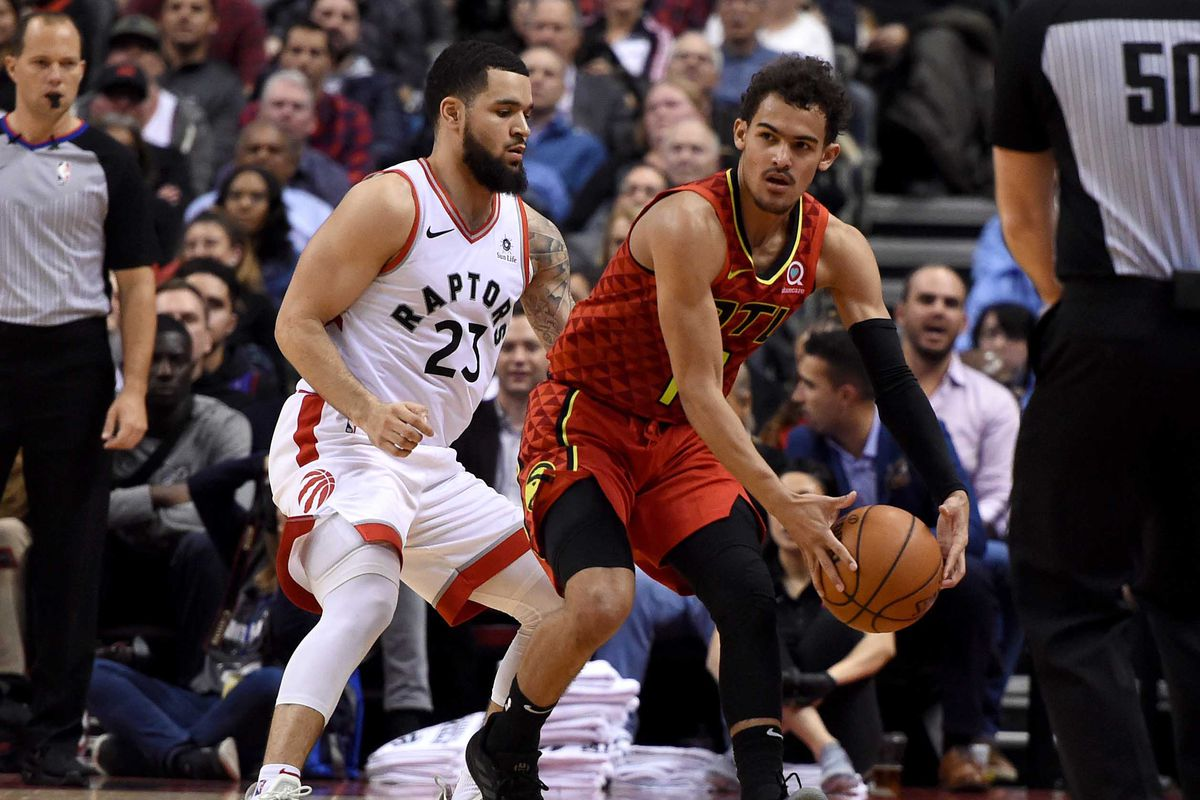 "Kết quả hình ảnh cho Atlanta Hawks vs Toronto Raptors"""