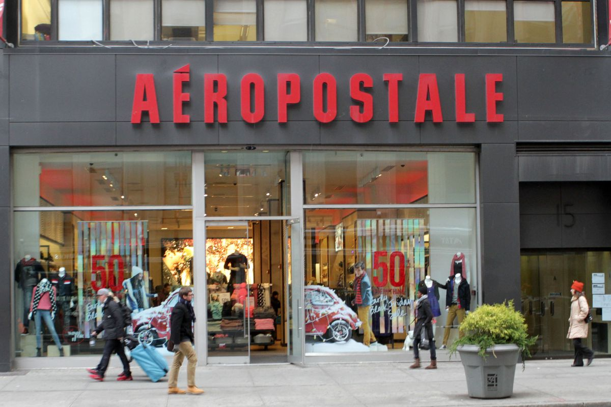 a545a7e7be01 Can Once-Mighty Teen Retailer Aeropostale Save Itself  - Racked