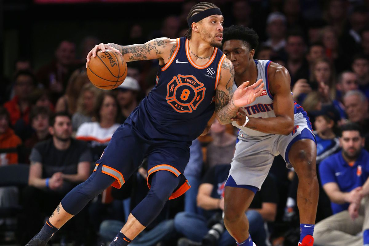 5e5af1f7c16 Michael Beasley grateful to Magic Johnson for  trusting  him to join the  Lakers