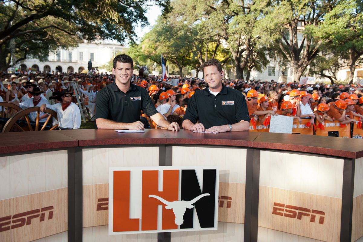 Will cable companies strike a deal with the Longhorn Network in time for the 2012 season?  (Photo Credit: Joe Faraoni, ESPN Media)