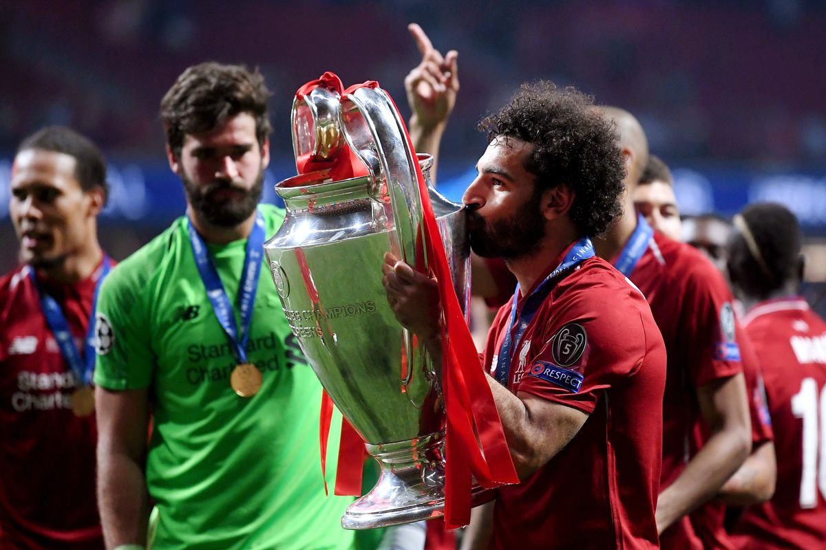 Liverpool Win The Uefa Champions League Final Bavarian Football Works