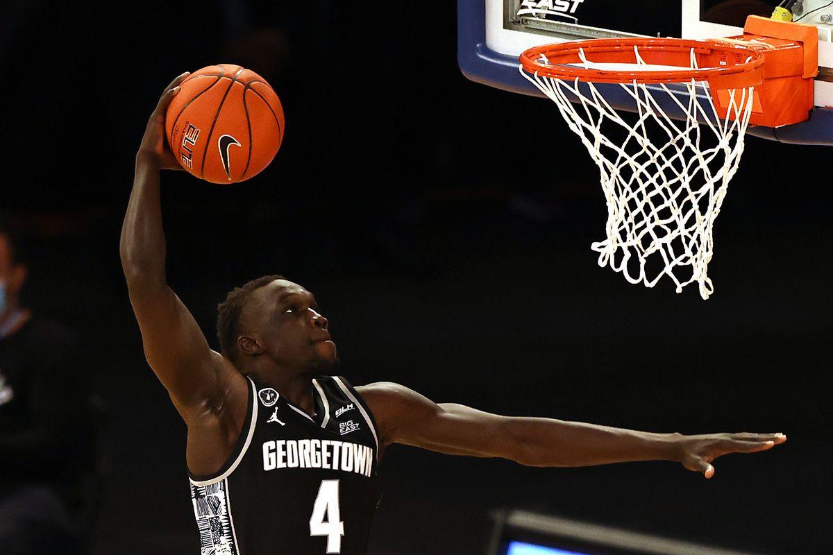 Big East Men's Basketball Tournament - Georgetown v Creighton
