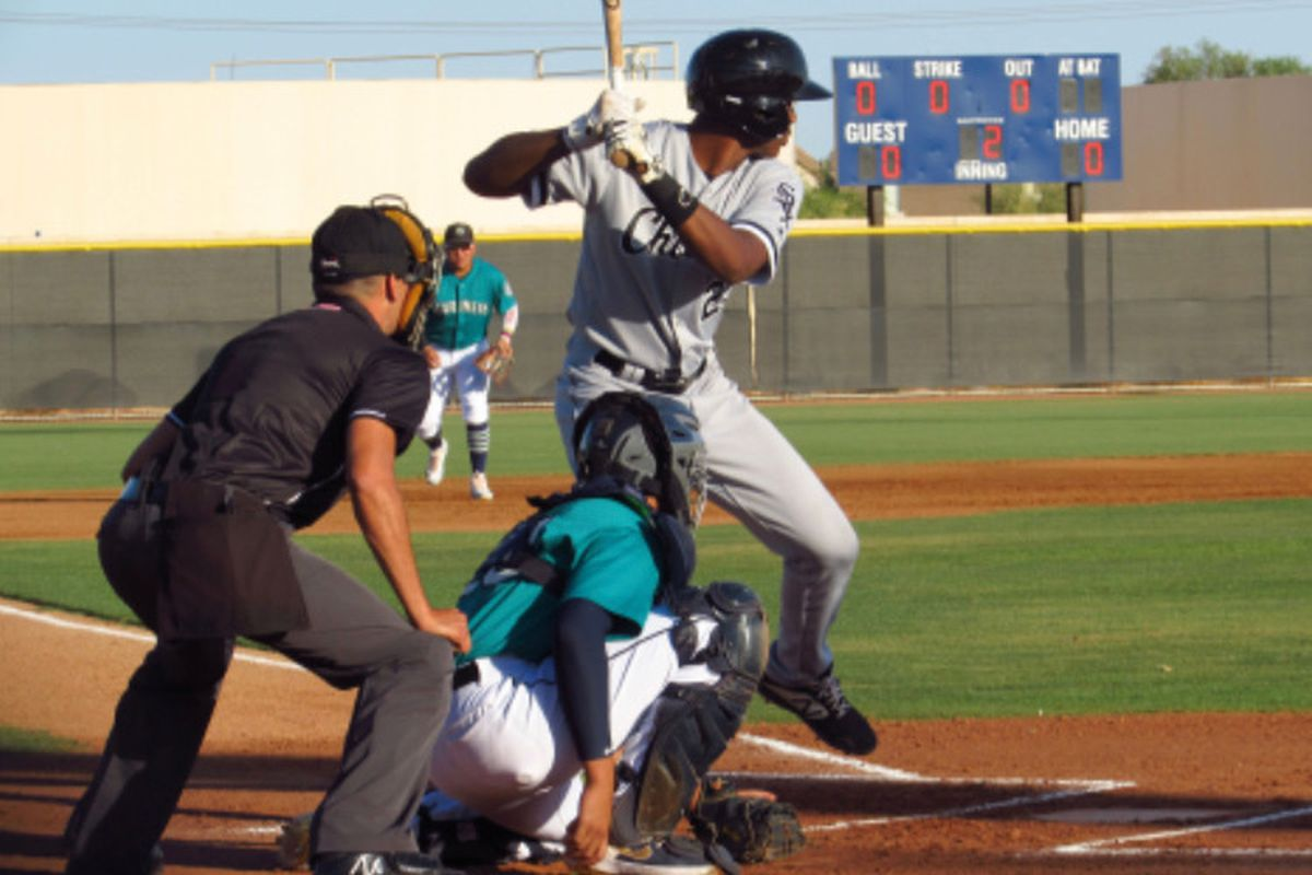 White Sox get ACE in the haul with prospect DJ Gladney - Chicago Sun