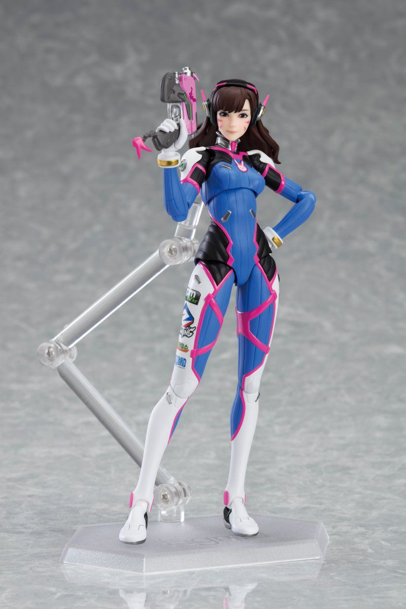 New D Va figma available for pre-order August 29 - Heroes