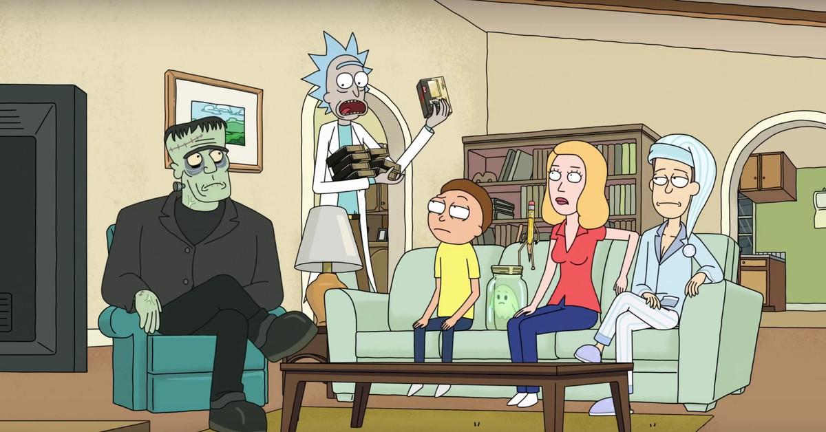 Rick and Morty co-creator makes good on season 2 joke by selling $1K Legend of Zelda 3DS