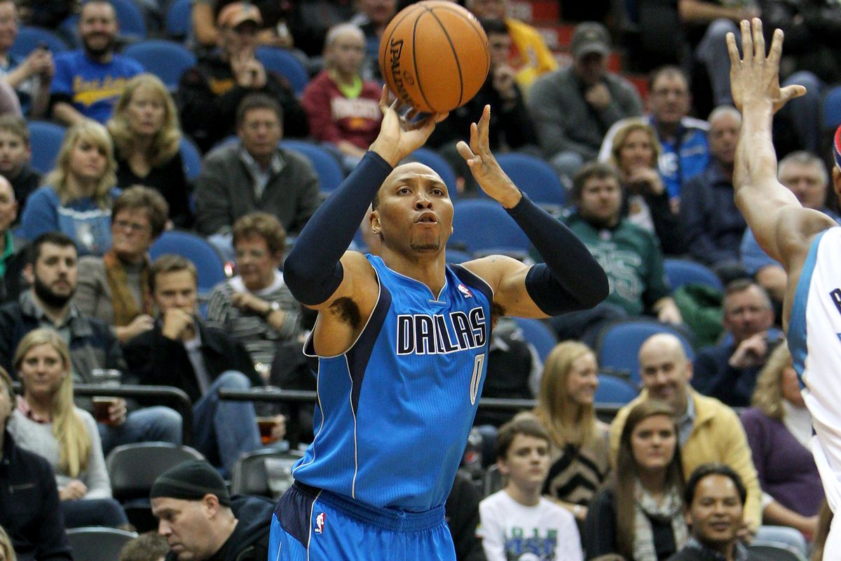 Shawn Marion's long-lost three point shot has returned - Mavs ...