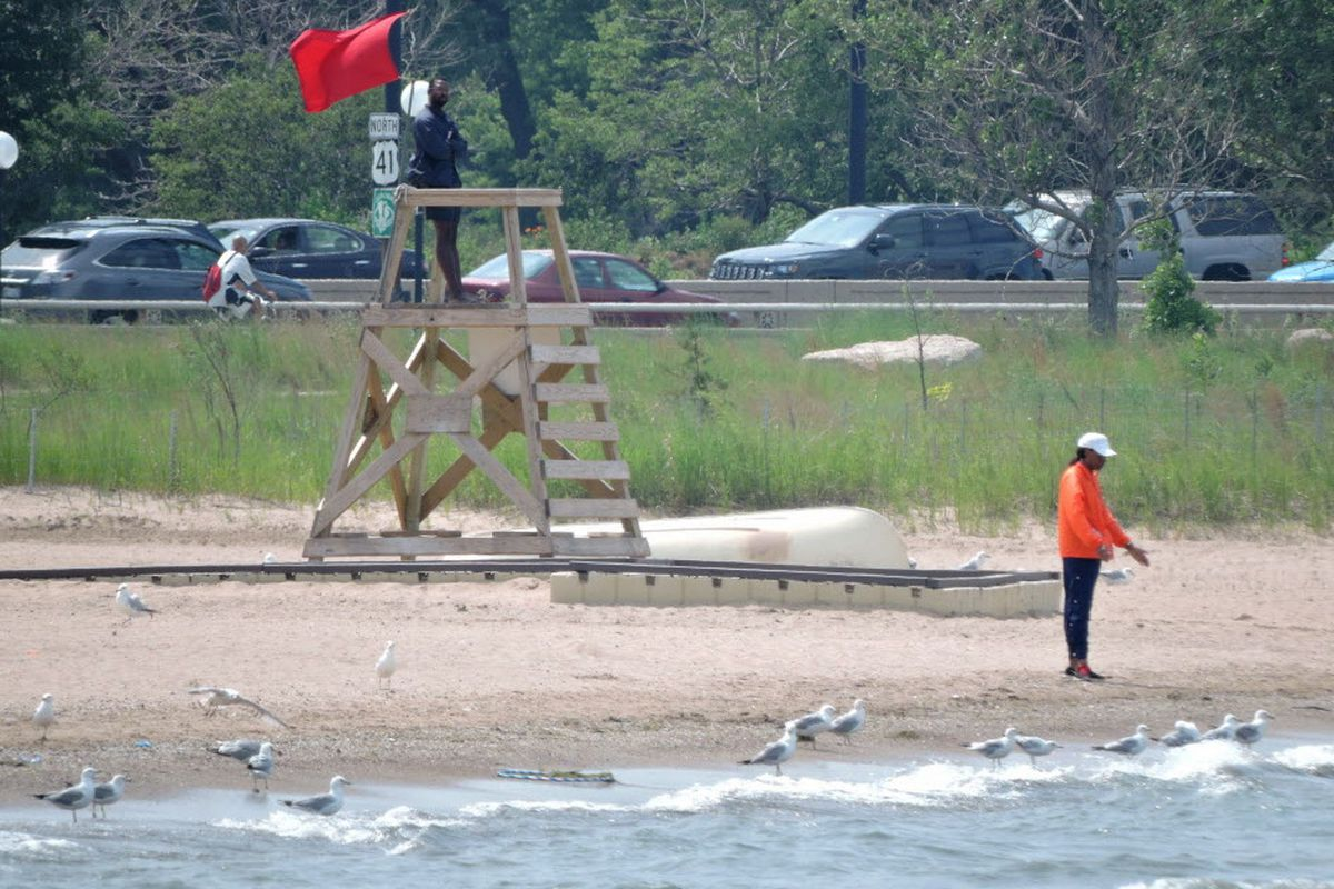 33 Lake Michigan drownings so far this year