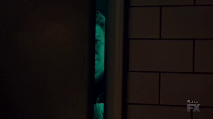 Ed in the back room on Fargo.