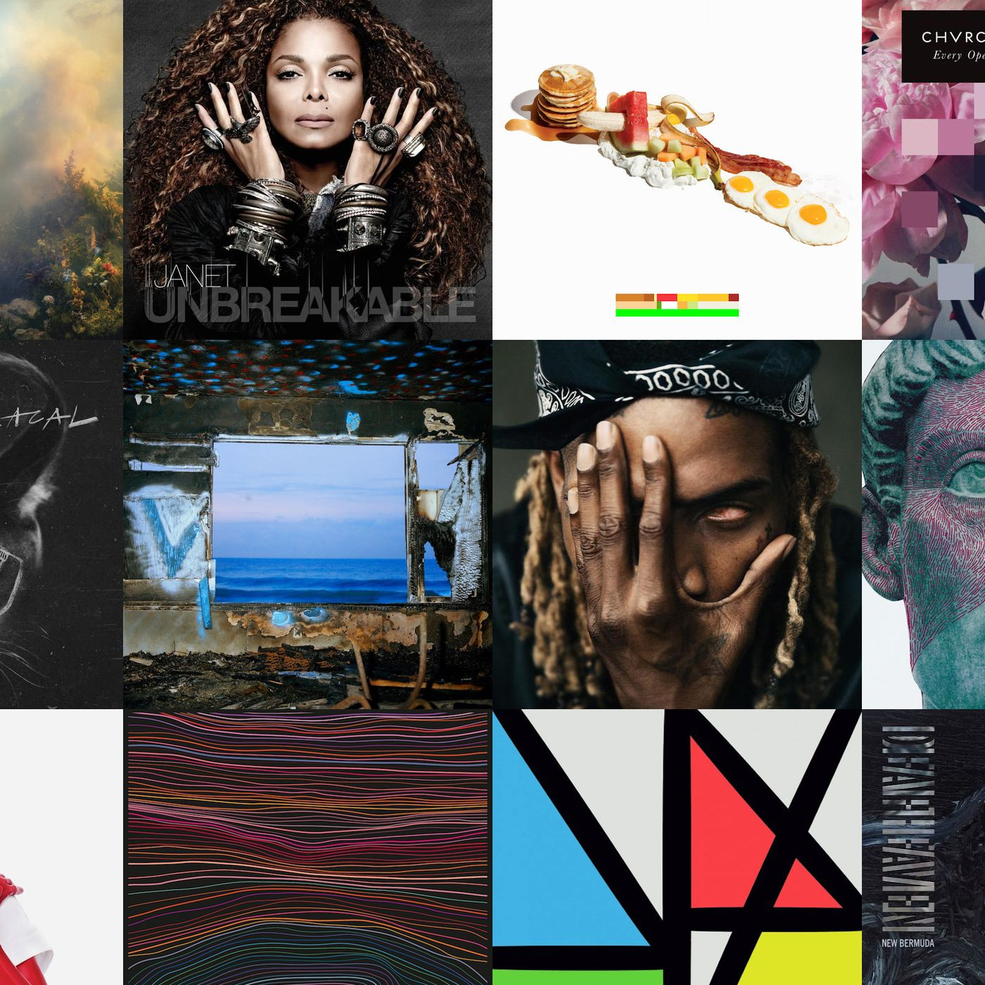 Fall 2015 music guide: the 48 albums we can't wait to hear | The Verge