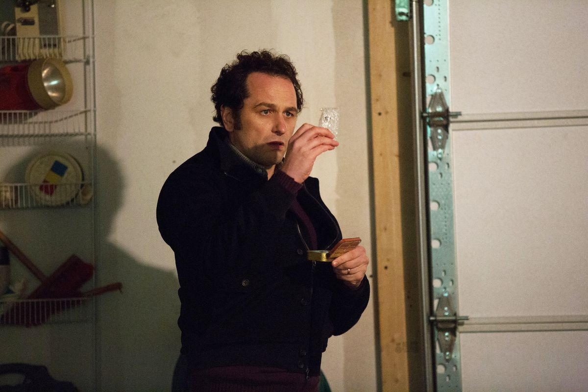 Philip in The Americans