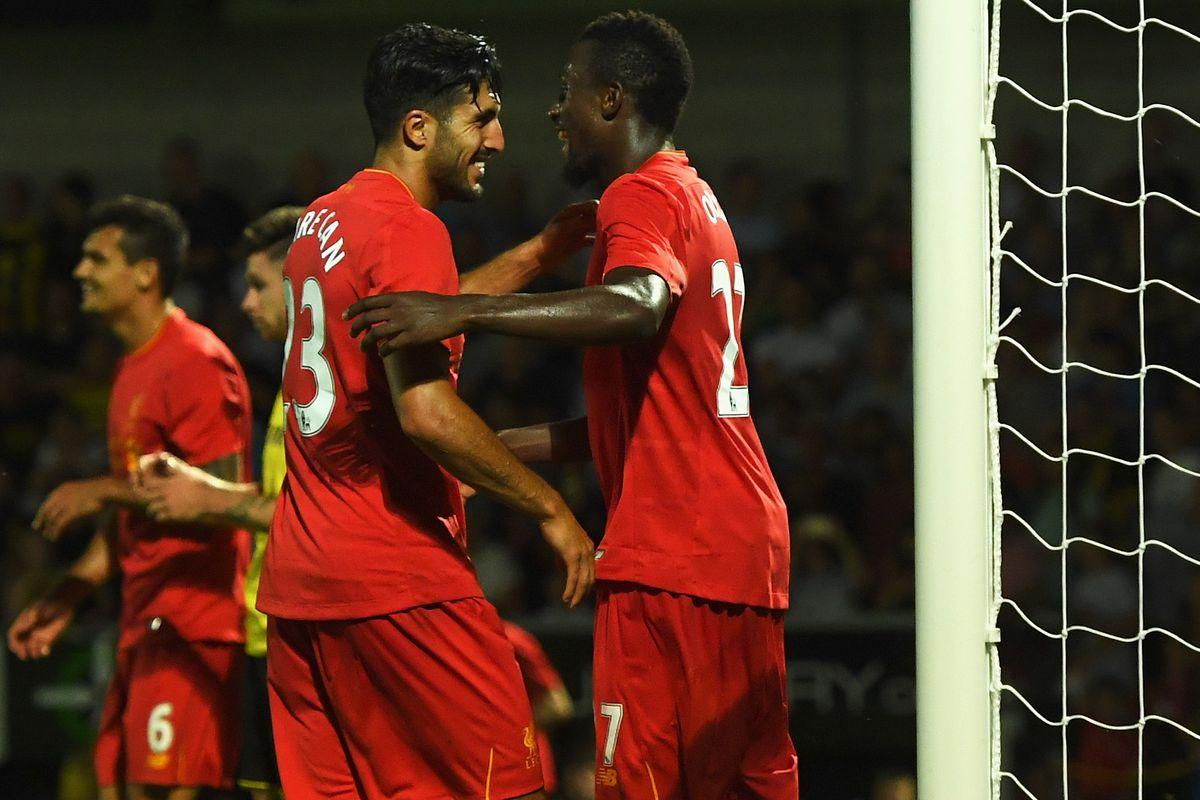Burton Albion v Liverpool: EFL Cup