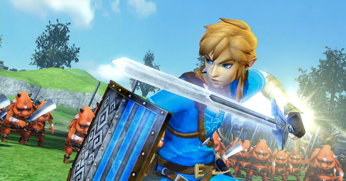 Hyrule Warriors coming to Switch with Breath of the Wild content