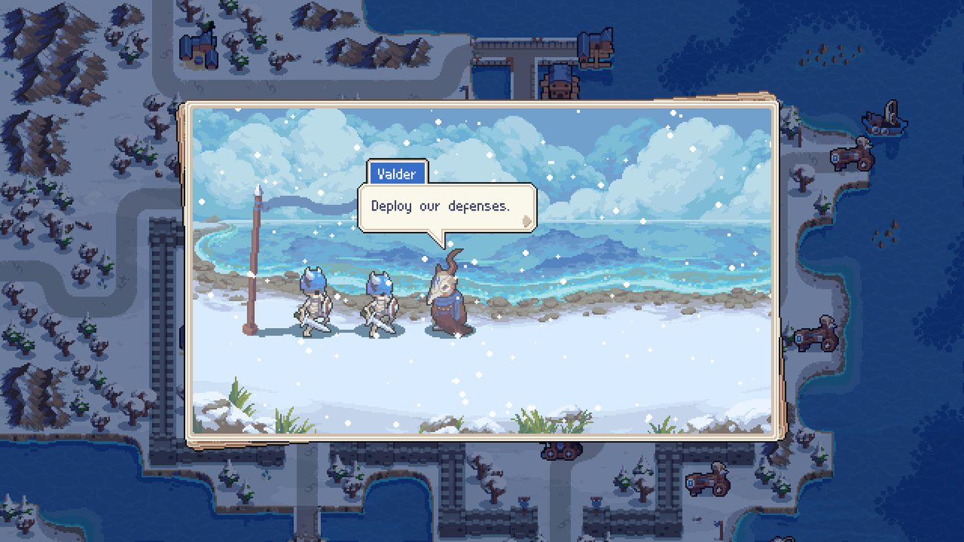 Wargroove review: Advance Wars-style strategy on the Nintendo Switch