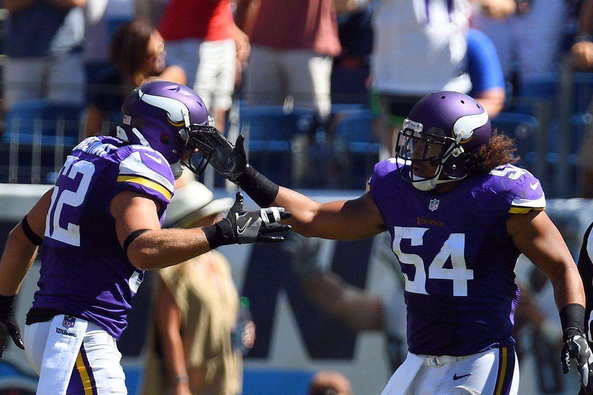 NFL: Minnesota Vikings at Tennessee Titans