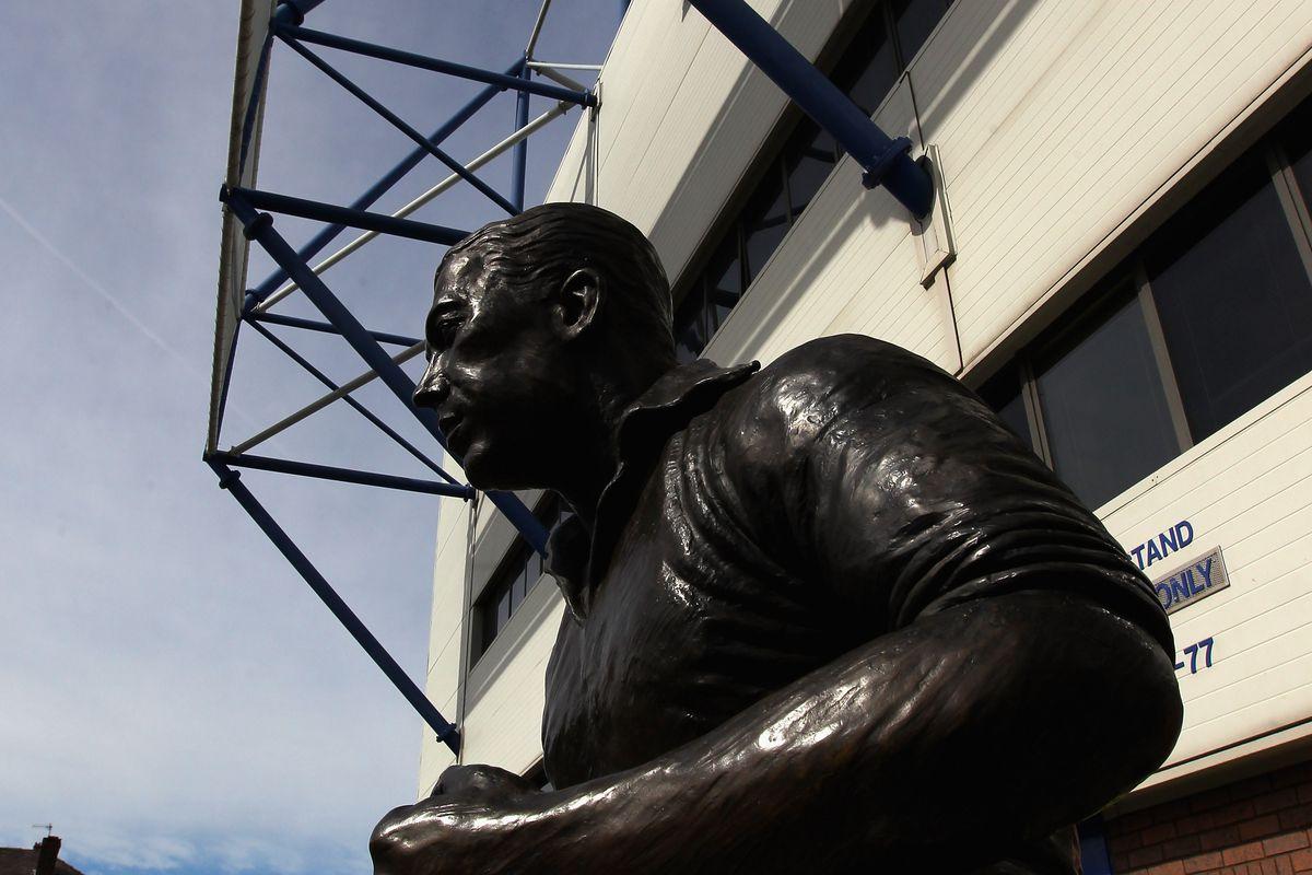 General Views of UK Football Stadiums