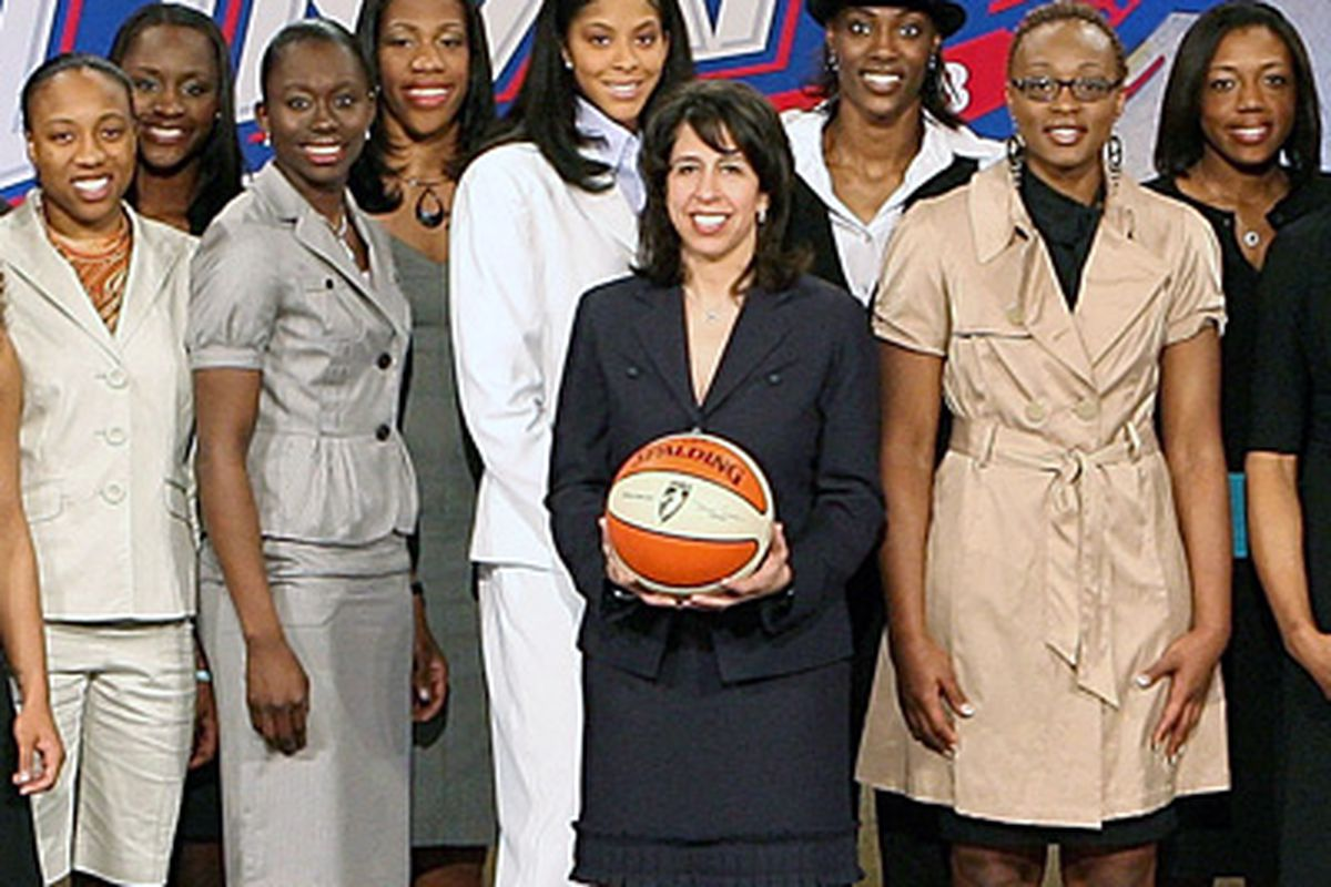 The infusion of talent in recent years has provided a big boost for the WNBA