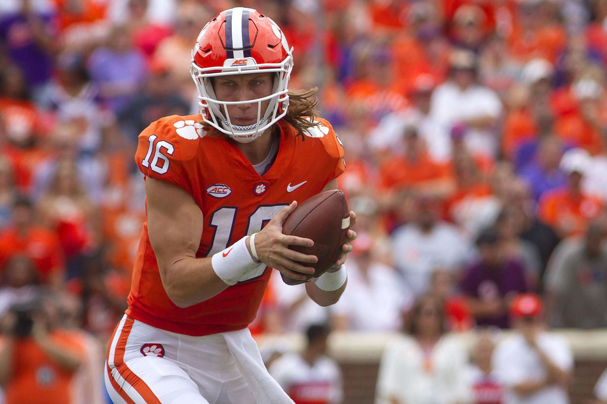 Trevor Lawrence injury: New Clemson starting QB didn't return vs ...