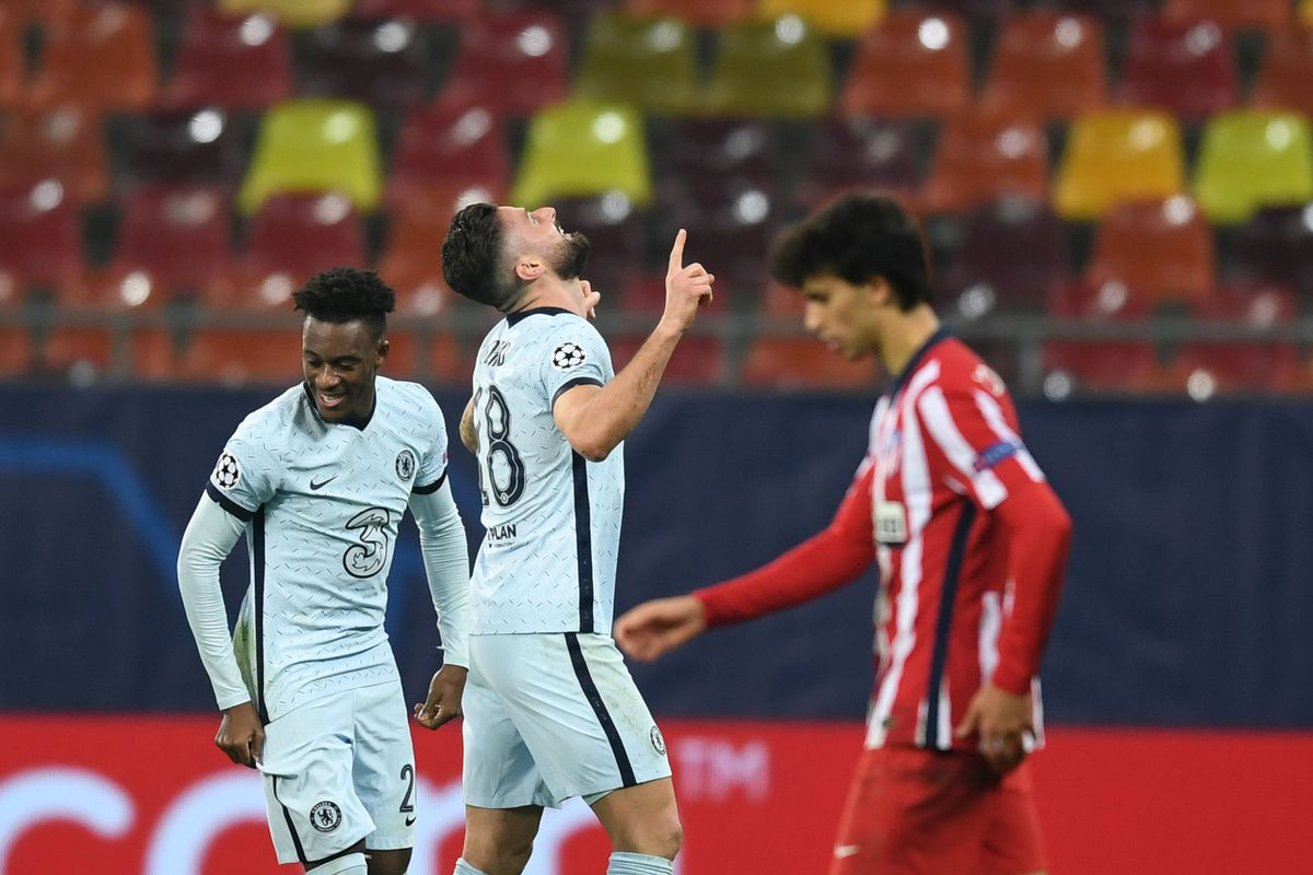 Player Ratings: Atlético Madrid 0-1 Chelsea - Into the Calderon