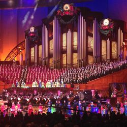 The Mormon Tabernacle Choir's 2017 Christmas concerts will be Dec. 14-16. The annual concerts have been an anticipated holiday tradition for over a decade, seen by more than 60,000 audience members each year.