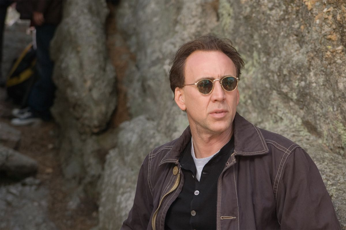 """""""National Treasure: Book of Secrets"""" © Disney Enterprises, Inc. and Jerry Bruckheimer, Inc. All rights reserved. Photo credit: Robert Zuckerman DF-14505 Pictured: Nicolas Cage"""