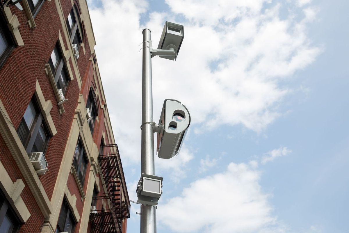 East Tremont Speed Camera