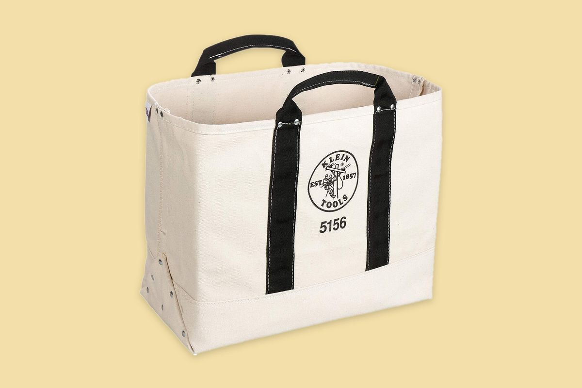 Klein Tools Canvas Tool Bag Mother's Day 2020