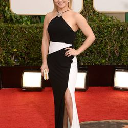 """Hayden Panettiere on wearing Tom ford: """"It's my first time! It's sexy, comfortable and, I mean, it's Tom Ford. I'd wear a plastic bag if it was designed by him."""""""