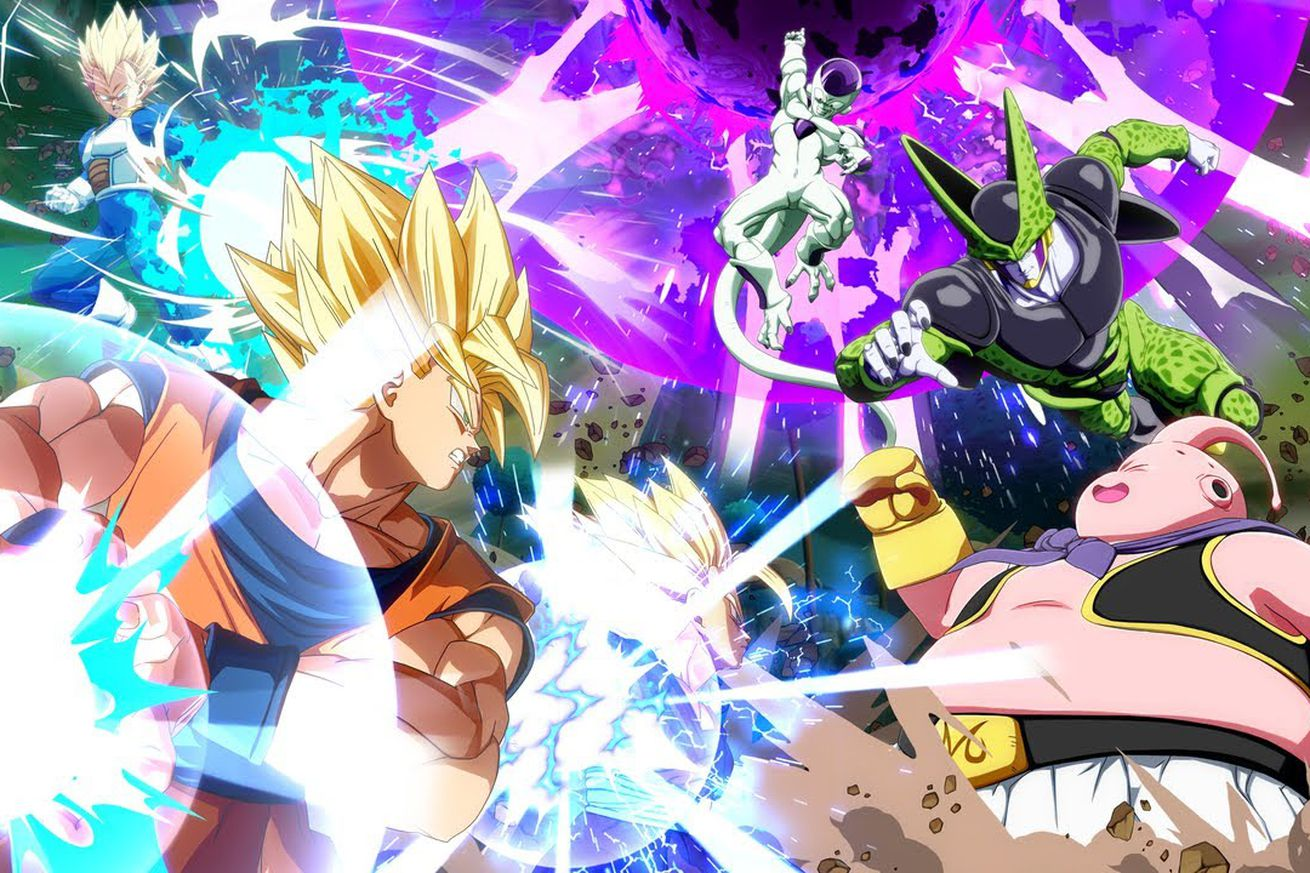 dragon ball fighterz is coming to the nintendo switch later this year