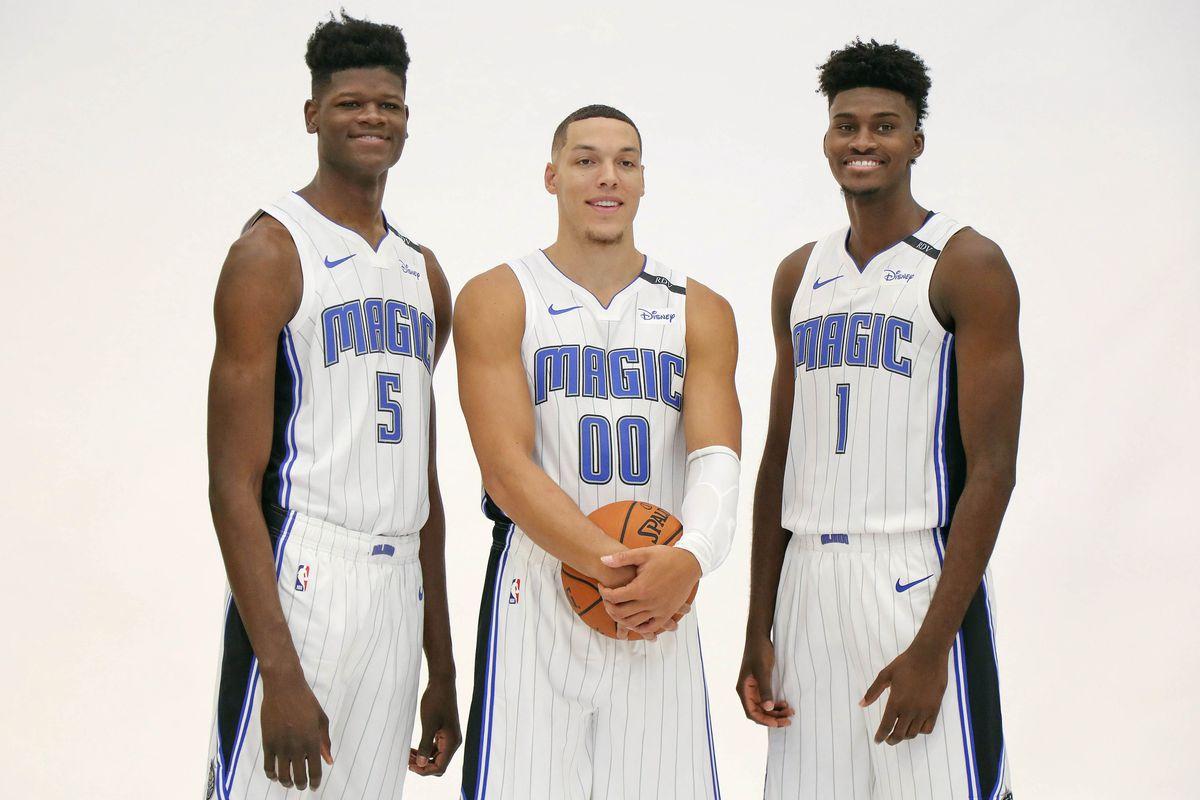 NBA: Orlando Magic-Media Day