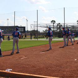 Hansen, Matz, and several other minor league pitchers