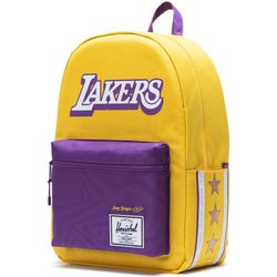 """<a class=""""ql-link"""" href=""""http://fanatics.ncw6.net/1LZRd"""" target=""""_blank"""">Lakers Herschel Supply Co. 2019/20 City Edition Classic XL Backpack for $80</a>"""
