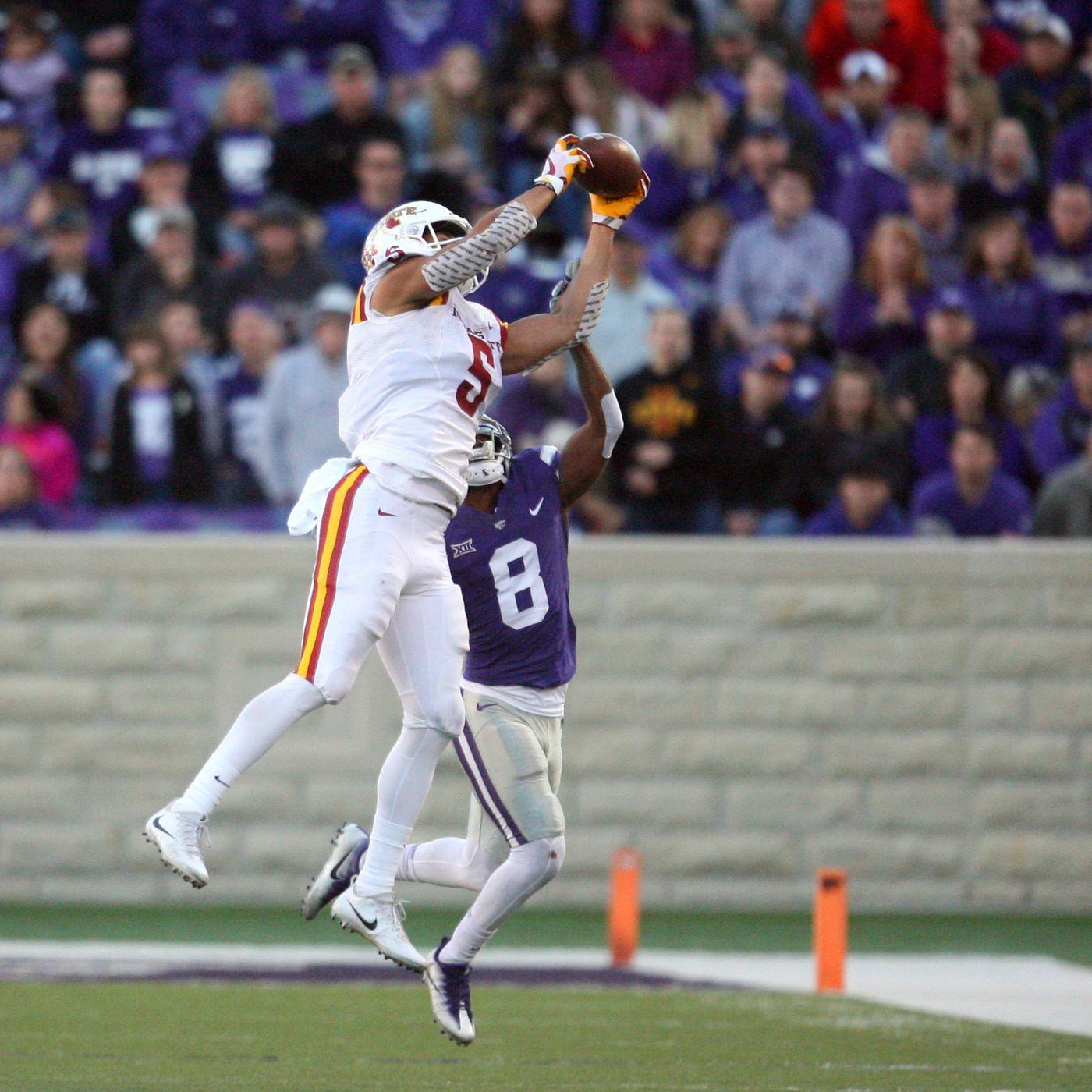 2018 Nfl Draft Prospect Profile Allen Lazard Wr Iowa State Big Blue View