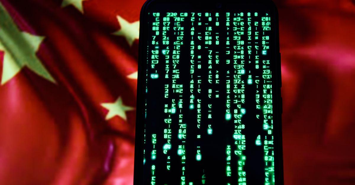 China is installing a secret surveillance app on tourists' phones