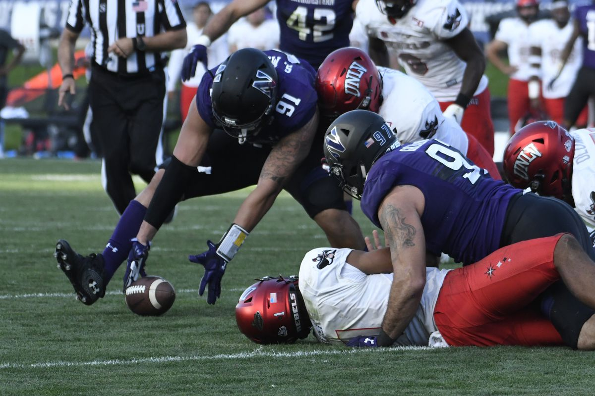 Pound the Talk: Full recap of Northwestern football vs. UNLV