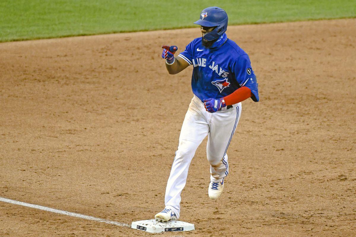 MLB: JUL 30 Nationals at Blue Jays