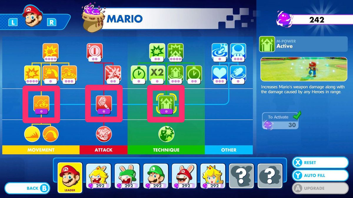 Mario + Rabbids Kingdom Battle guide: Getting to know the