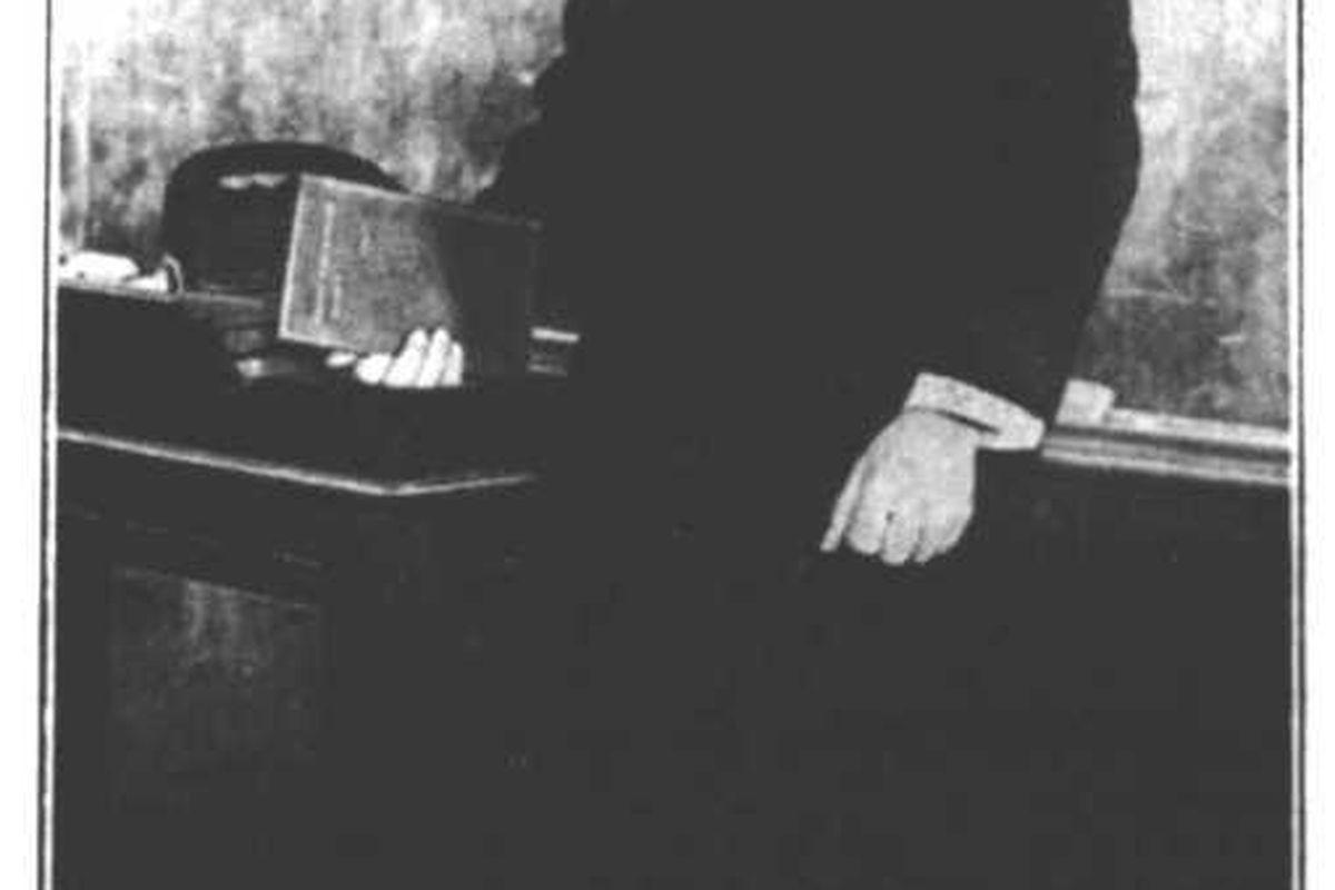 Clarence Abiathor Waldo