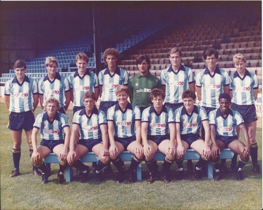 1983-84 team photo