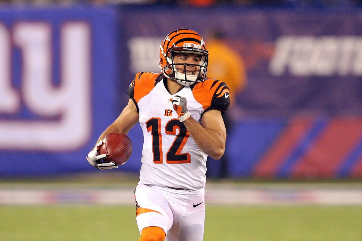 5f14ab3a42d Alex Erickson ready for another tough battle to remain on Bengals  2017  roster