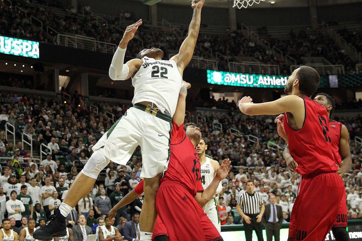 NCAA Basketball: Southern Utah at Michigan State