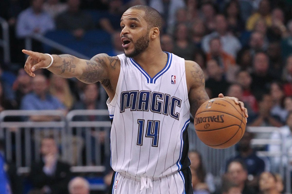 Magic hope to help Jameer Nelson age gracefully - Orlando Pinstriped Post