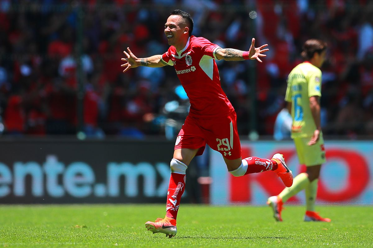Toluca v America - Torneo Clausura 2019 Liga MX