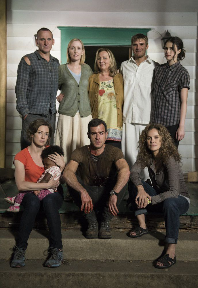 The cast of 'The Leftovers' (HBO)