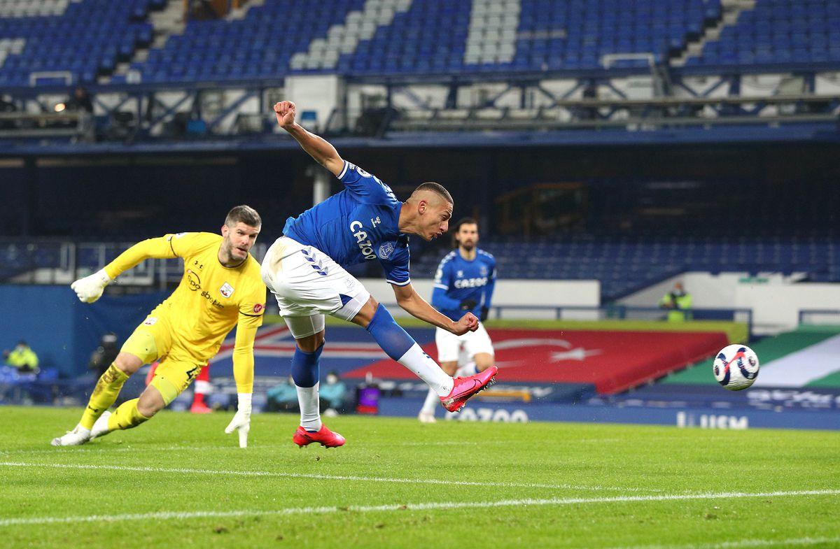 Everton v Southampton - Premier League - Goodison Park