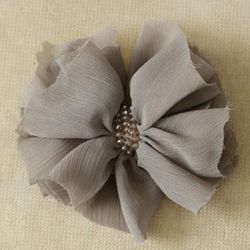"""Head Over Heels Sage Hairclip: $22.99 at <a href=""""http://shopruche.com/head-over-heels-sage-hairclip.html"""">Shop Ruche</a>"""