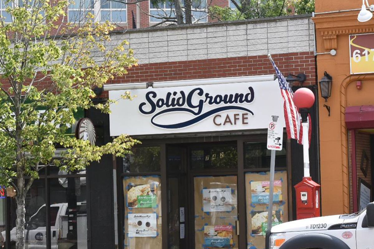 Solid Ground Cafe
